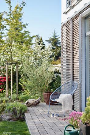 dieartige // design Studio - Ausstellungsstück, Acapulco-Chair, Garten, Terrasse, Frühling