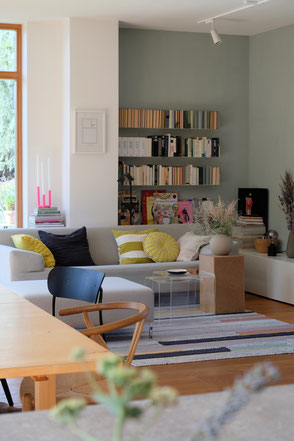dieartigeBLOG - Wohnzimmer Spätsommer + Livingroom latesummer