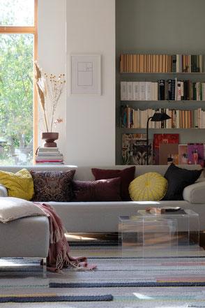 dieartigeBLOG - Wohnzimmer Herbst + Livingroom autumn