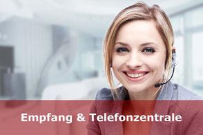 Telefontraining-Telefonzentrale