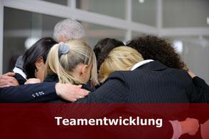 Teamentwicklung Teambildung Teamcoaching