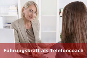Fuehrungskraft als Telefoncoach