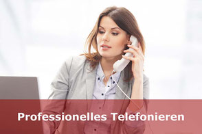 Telefontraining-Professionelles Telefonieren