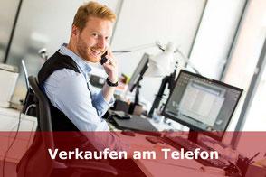 Telefontraining-Verkaufen am Telefon