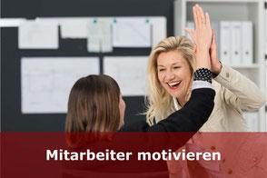 Mitarbeiter motivieren