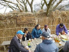 吉田夫妻のスキー土産「小布施の栗饅頭」いただき!
