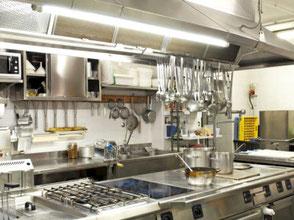 Gastronomie Großküchenaussttattung