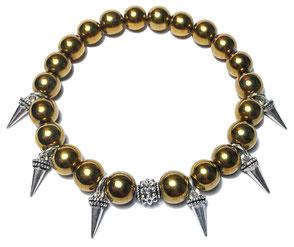 BEHERO Designer Armband Rose (gold)