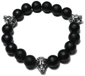 BEHERO Designer Armband Gurdian Lions