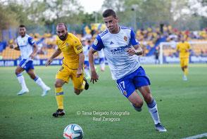 Real Zaragoza, alcorcon, liga smartbank, fotografia deportiva, fotogtrafo oficial