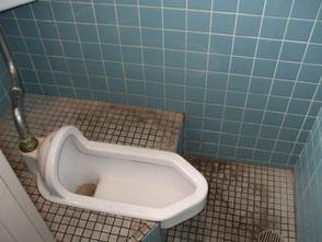 事務所和式トイレ2