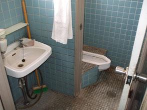 事務所和式トイレ1