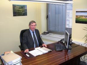 Manfred Sawinski, Rechtsanwalt