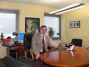 Horst Jasper, Rechtsanwalt und Notar