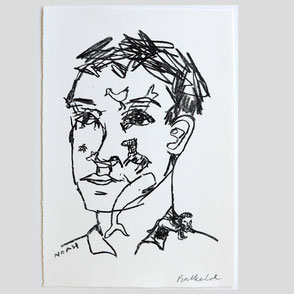 Stephan Balkenhol - Kopf