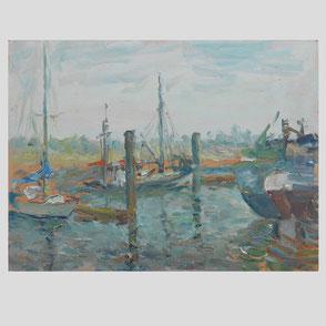 Albert Feser - Hamburger Hafen