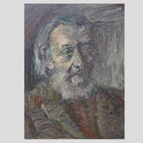 Albert Feser - Porträt Fritz Flinte