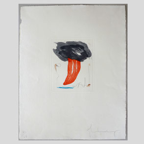 claes oldenburg - Study of Tongue Cloud