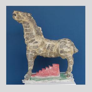 Markus Lüpertz - Trojanisches Pferd