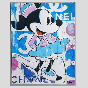 Manfred Bluth - Bronzerelief Liebespaar