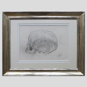 Markus Lüpertz - Skull