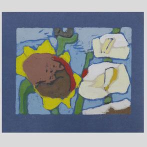 Fußmann -Sonnenblume
