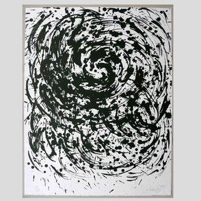 Günther Uecker - Spirale