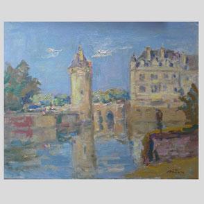 Albert Feser -Chenonceau/Loire