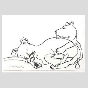 Stefphan Balkenhol - Bären