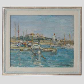 Albert Feser - Spanischer Hafen