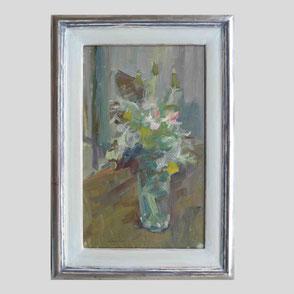 Albert Feser - Blumen in Vase