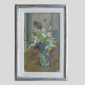 Albert Feser - Blumen in Vase