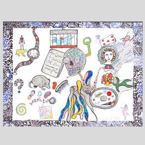 Niki de Saint Phalle - Vanitas