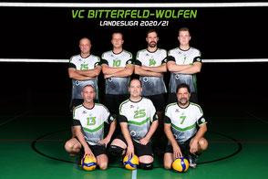 4. Herren Hobbyliga Team des VC Bitterfeld-Wolfen