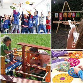unterhaltung für kinder fest feiern mit kindern, leipzig naunhof, spielend erleben