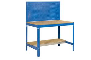 werkbank 120 blau