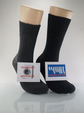 Bild: Socken im Trockner Arbeitssocken extra stabil, Strumpf-Klaus