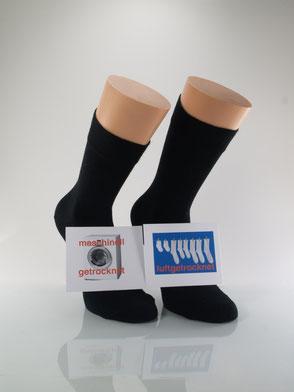 Bild: Socken im Trockner Comfort Damen, Strumpf-Klaus