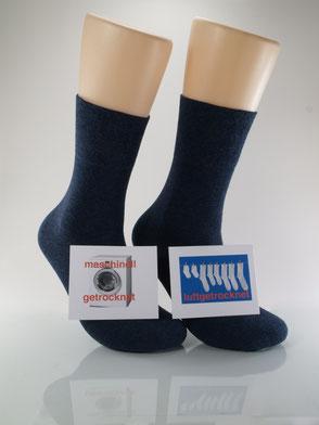 Bild: Socken im Trockner 97 % Baumwolle, Strumpf-Klaus