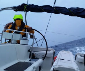 RYA Yachtmaster Offshore - White Wake Sailing