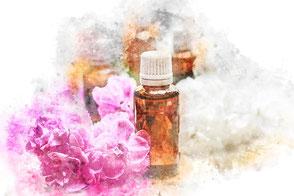 Boccettine con fiori