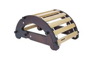 Verstell,- und zerlegbare Rückbeugebank/Rückbeuger/Backbender von yogawood,backbender,rückbeugebank,backbench,rückenbeuger