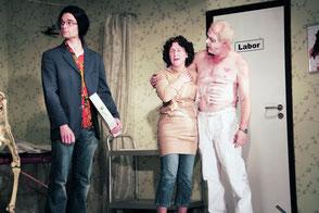 Erich Herzberg, Bettina Sopalla, Werner Raatz