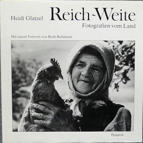 """Buch """"Reich-Weite"""" von Heidi Glatzel"""