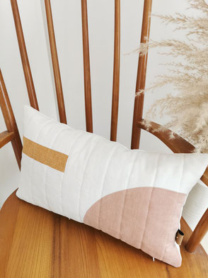 coussin quilting