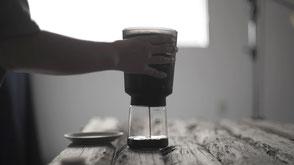 簡単に作り置きのできる「水出しコーヒー」の作り方