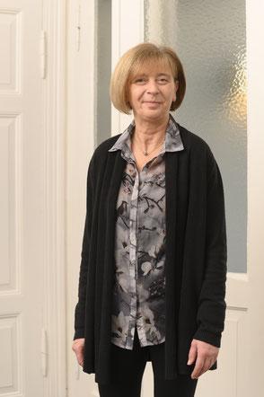 Portrait Christa Gräber Auszubildende zur Rechtsanwaltsfachangestellten
