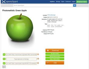 Openclipart : gratis te downloaden prenten