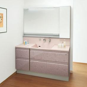 洗面化粧台 タカラスタンダード