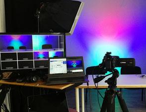 Live-Video-Übertragung Know-how
